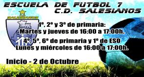 Escuela de Fútbol 7