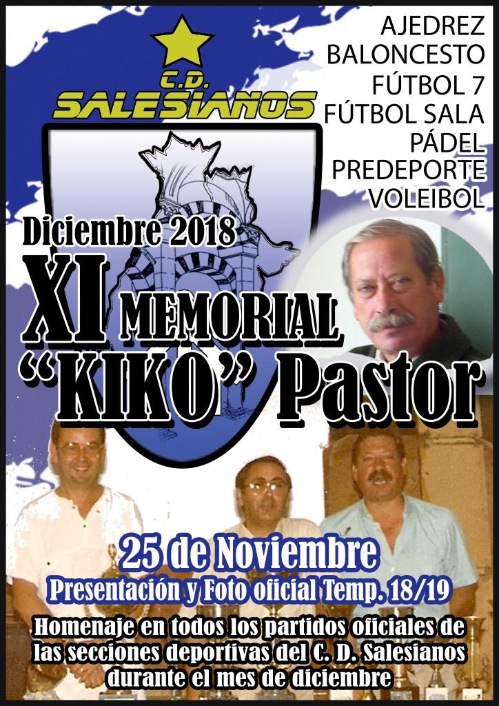 11 memorial kiko